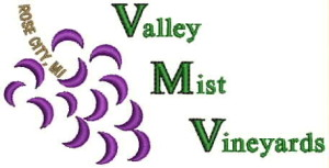 Valley Mist Vineyards Logo